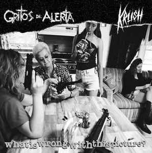 gritos de alerta - krush