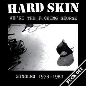 hard skin were the fucking george