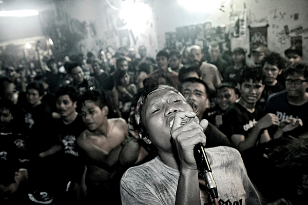 Argue Damnation / Boycot - Split EP